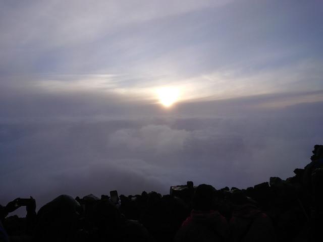 富士登山 その4