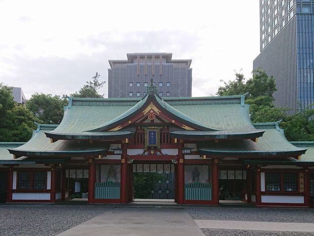 日枝神社 その2