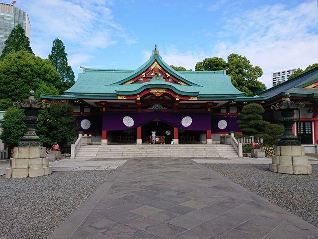 日枝神社 その1