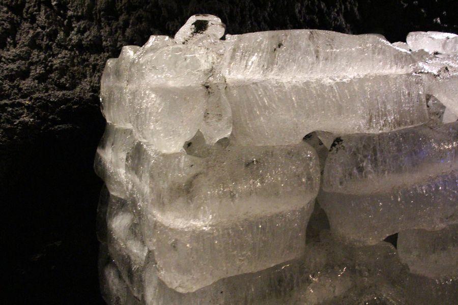 鳴沢氷穴 その2