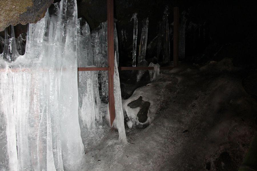 鳴沢氷穴 その4