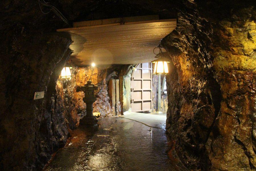 三段壁洞窟 その3