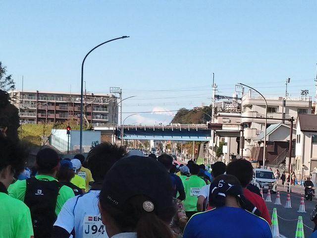 横浜マラソン その1