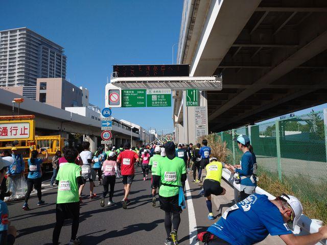 横浜マラソン その2