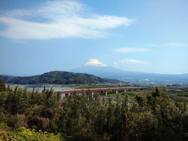 富士川SA その1