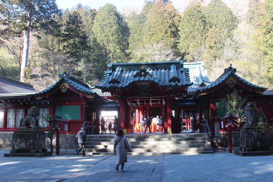 箱根神社 その1