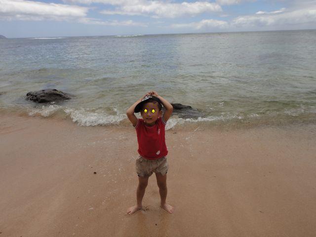 ラニアケアビーチ その3