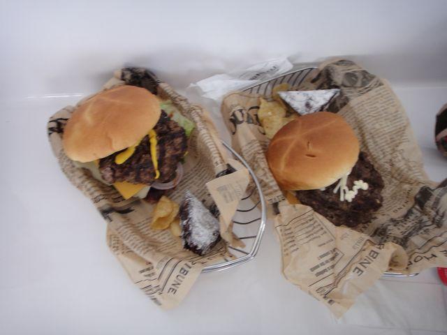 ハンバーガー その2
