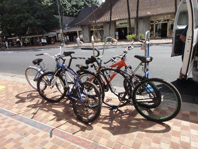 自転車置き場 その2