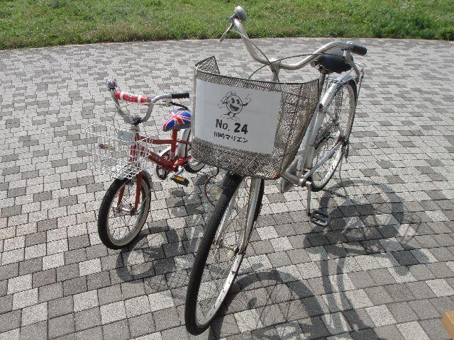 自転車練習 その2