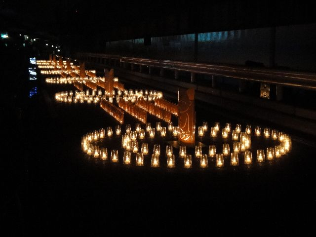 Kawasaki 灯り大師トンネル その1