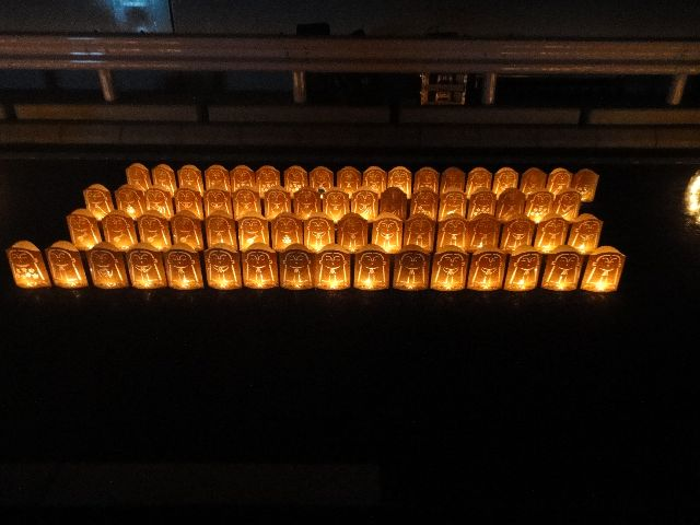 Kawasaki 灯り大師トンネル その2