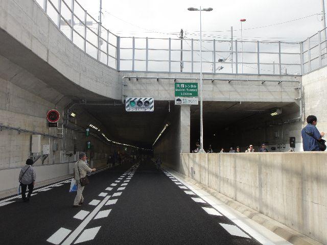 川崎みらいトンネル その1