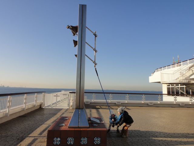 海ほたるの鐘