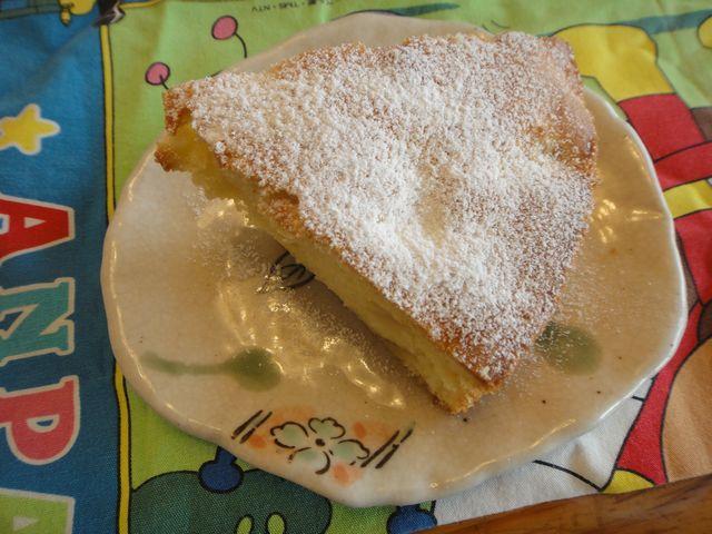 りんごのケーキ その2