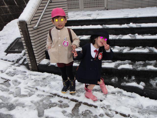 大雪 その1