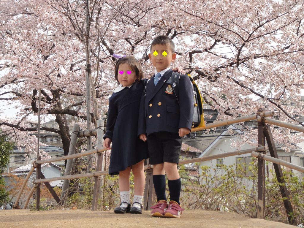 桜の下で その2