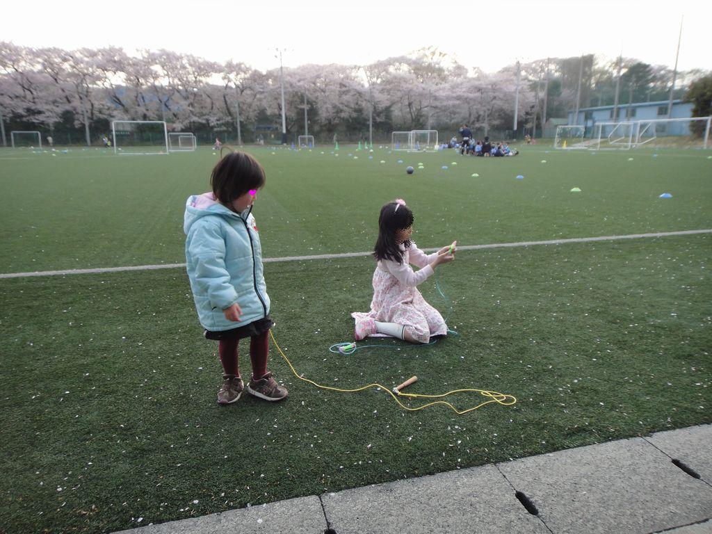 サッカー教室 その3