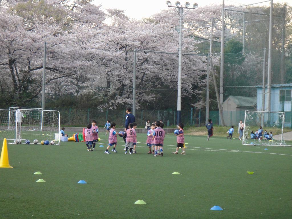 サッカー教室 その1
