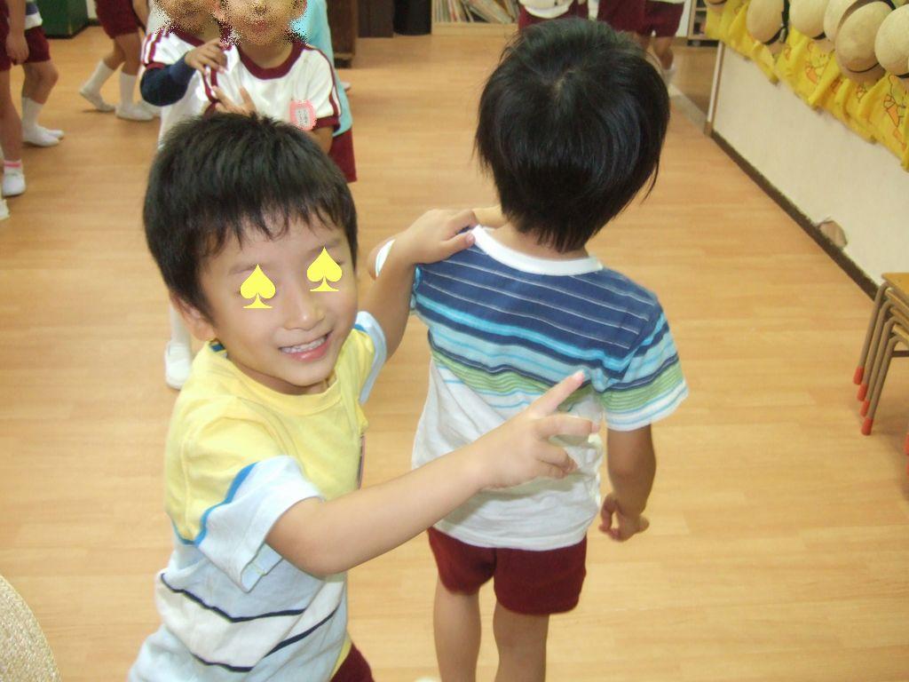 幼稚園見学