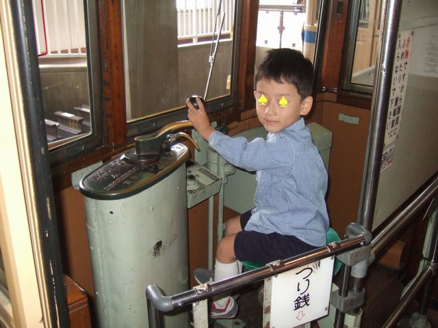 横浜市電保存館 その1