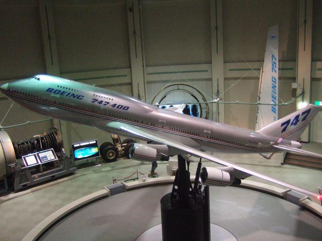 航空科学博物館 その4