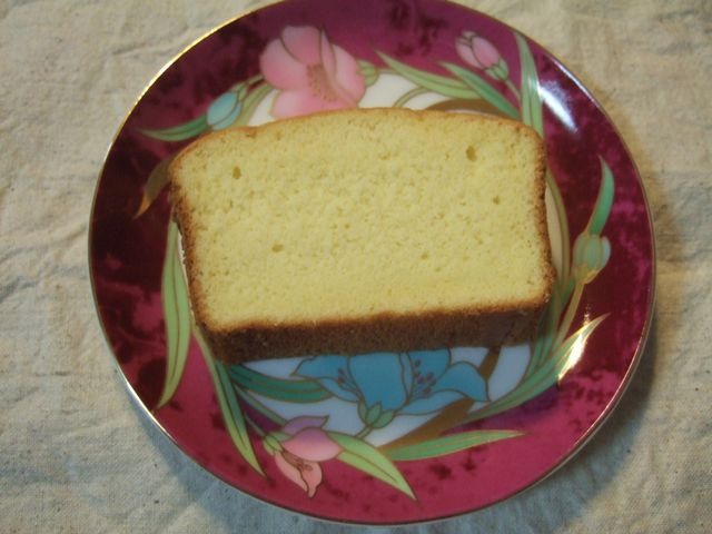 ぐりとぐらのケーキ