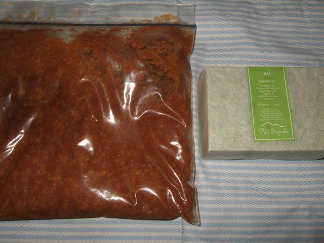 味噌と石鹸