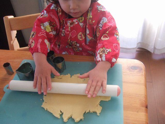 ケーキ作り その1
