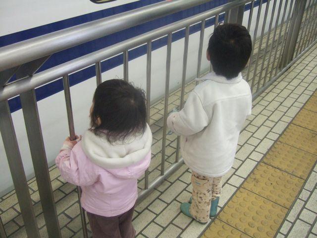 《いぬ》と《とり》@新横浜駅