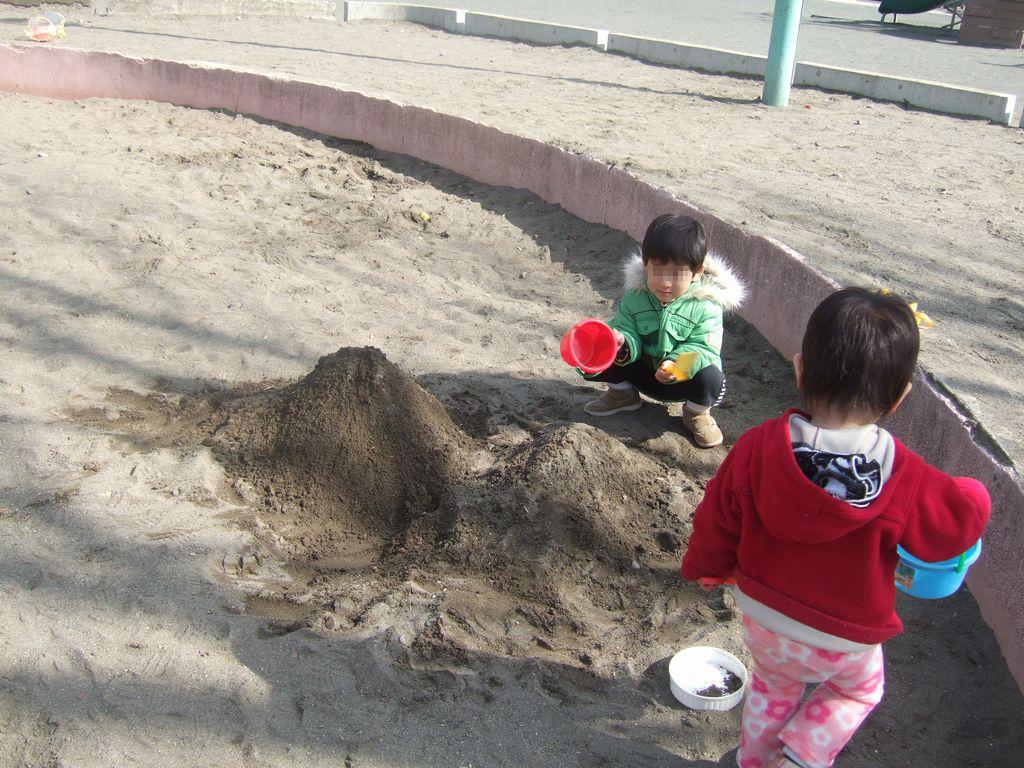 砂場 その2