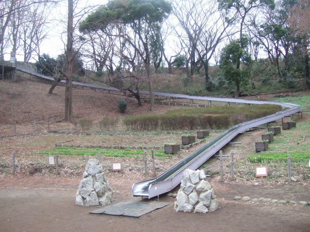 ローラー滑り台 その2