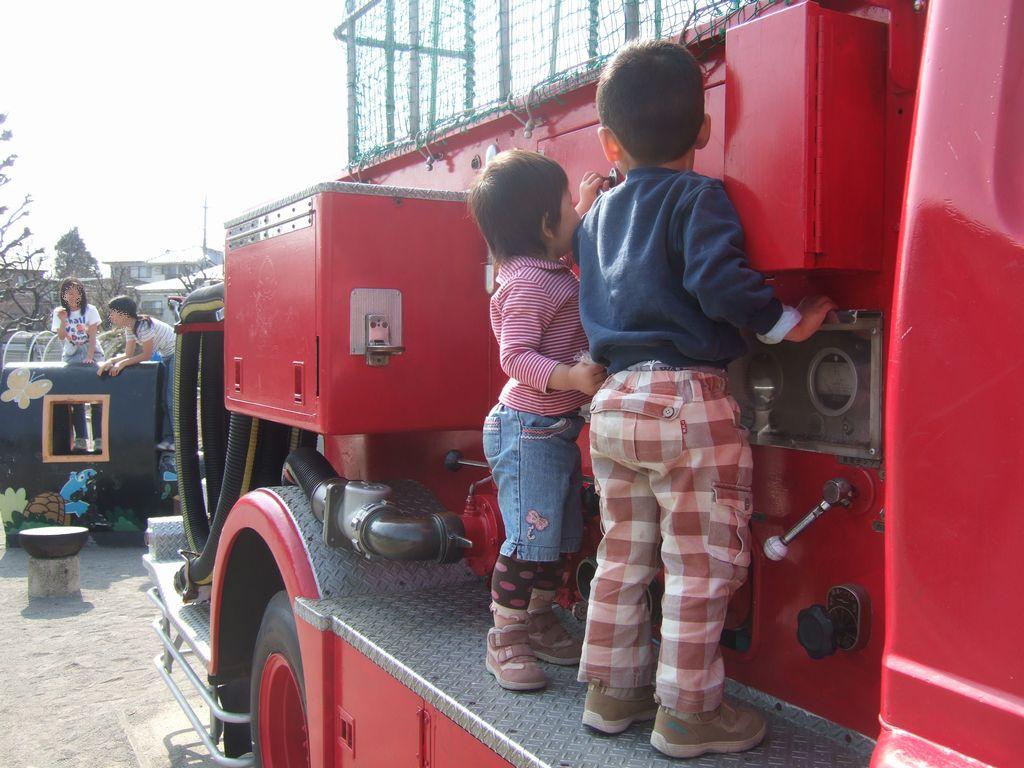 消防車 その4