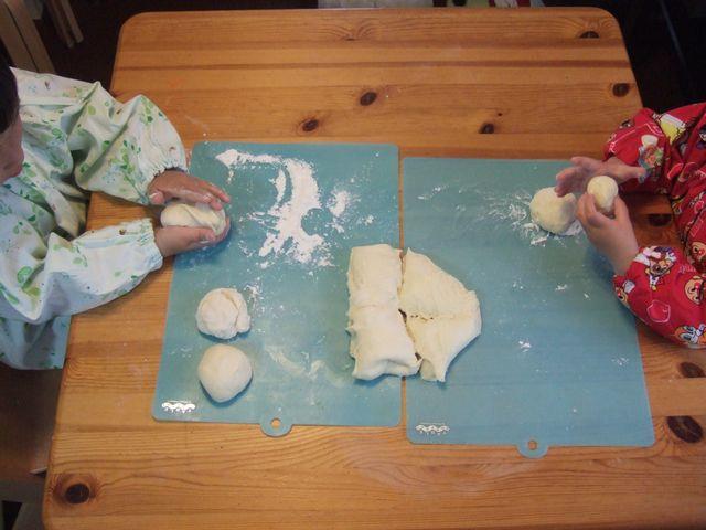 パン作り その1