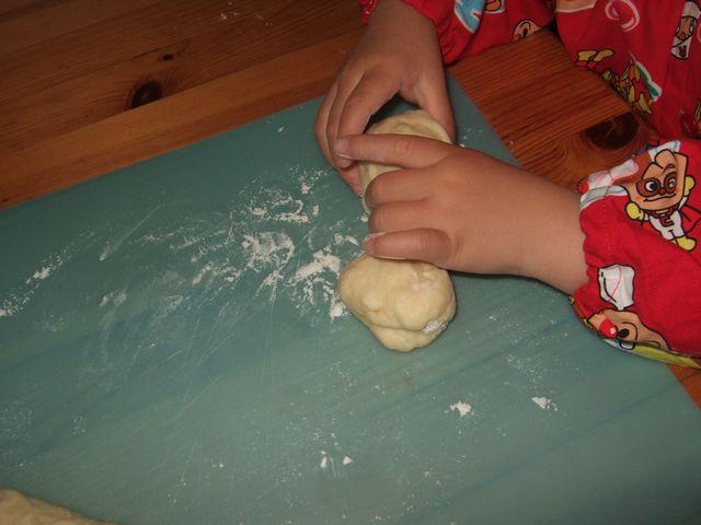 パン作り その3