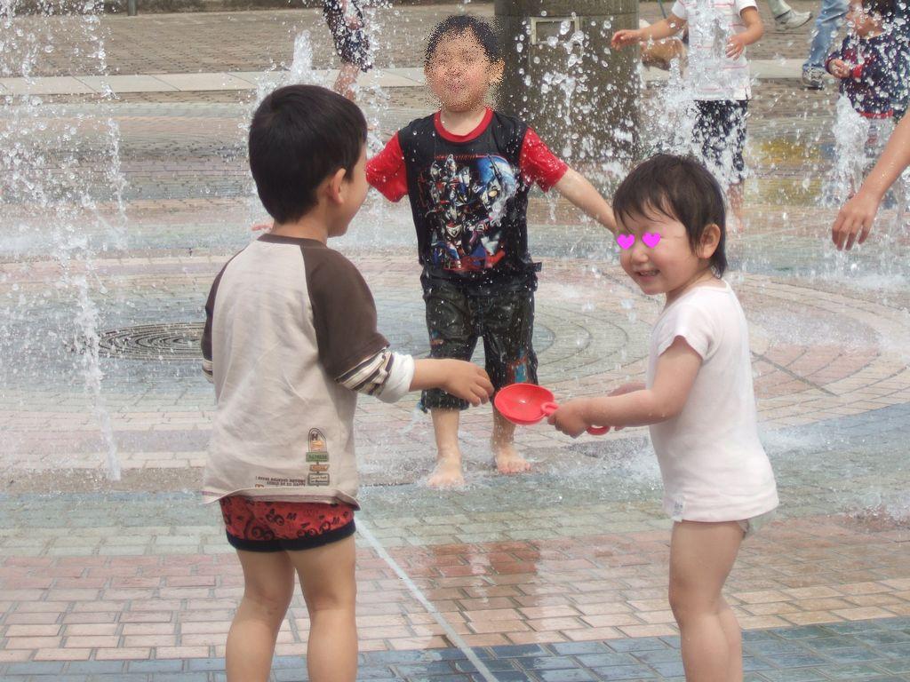 水の広場 その2