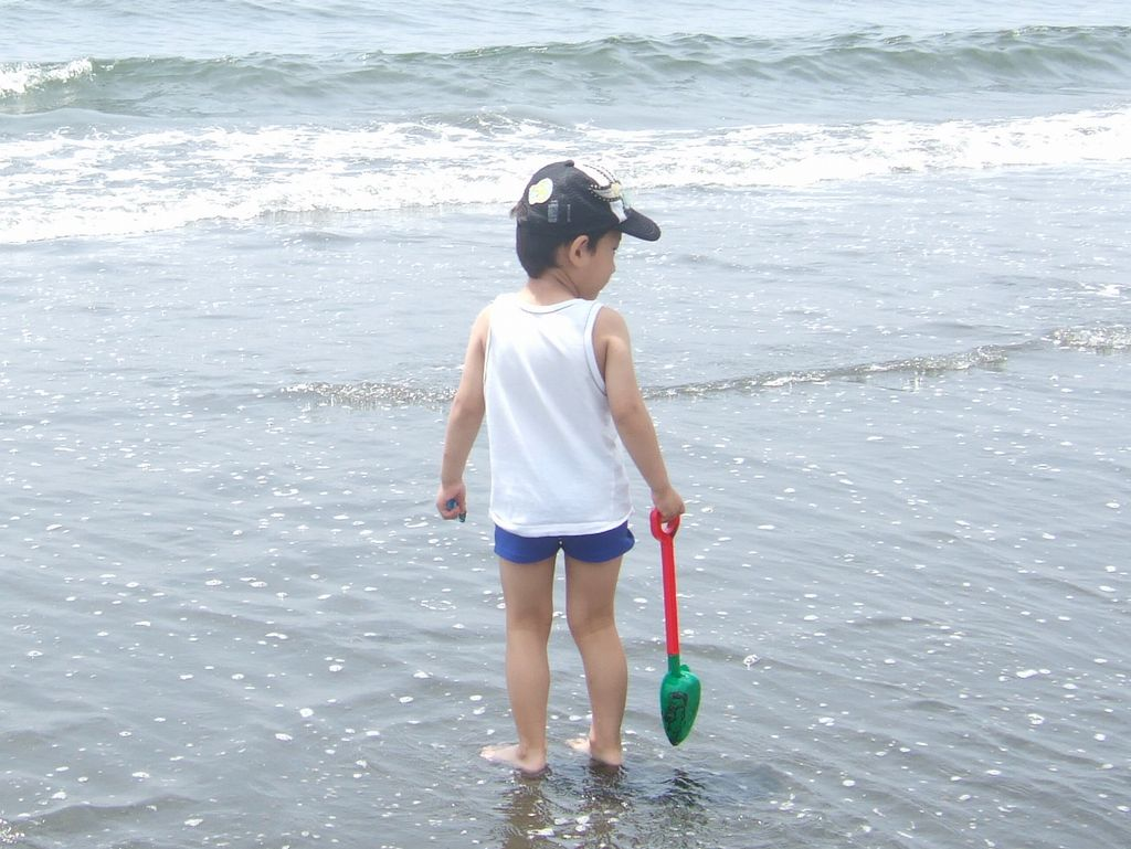 砂浜 その2