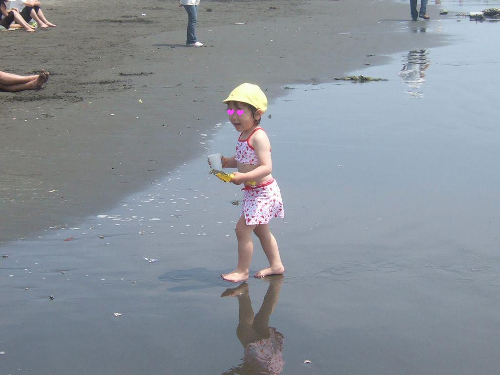 砂浜 その3