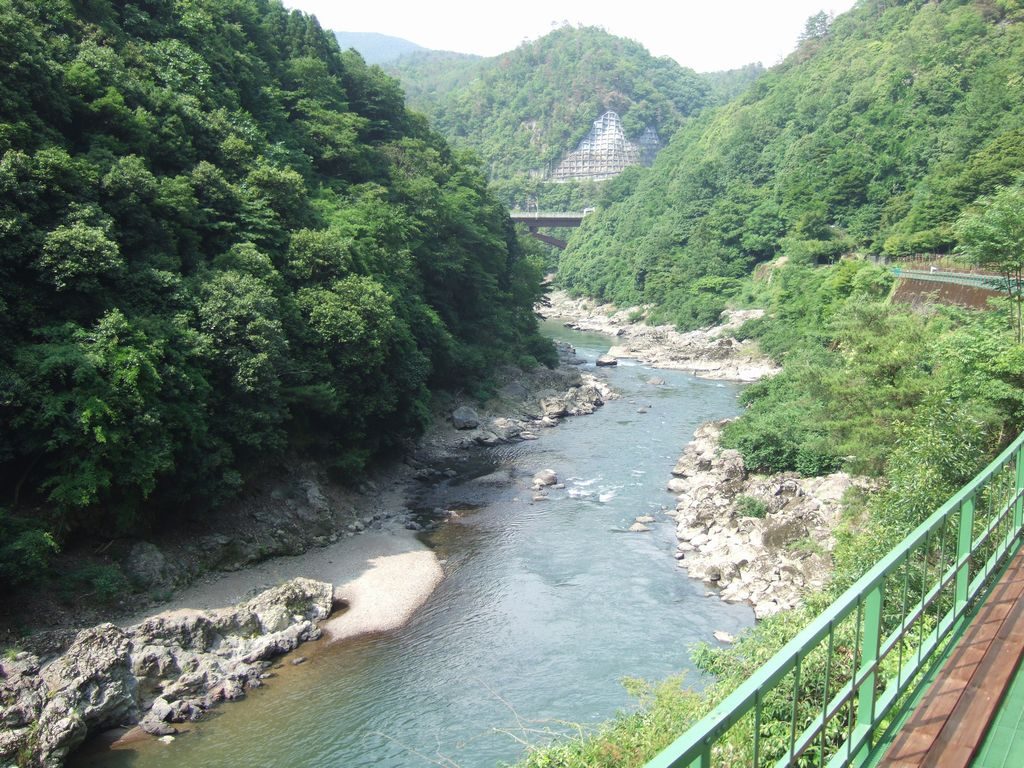 嵯峨野トロッコ列車 その6