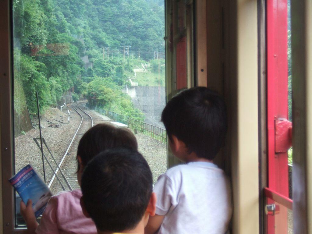嵯峨野トロッコ列車 その5