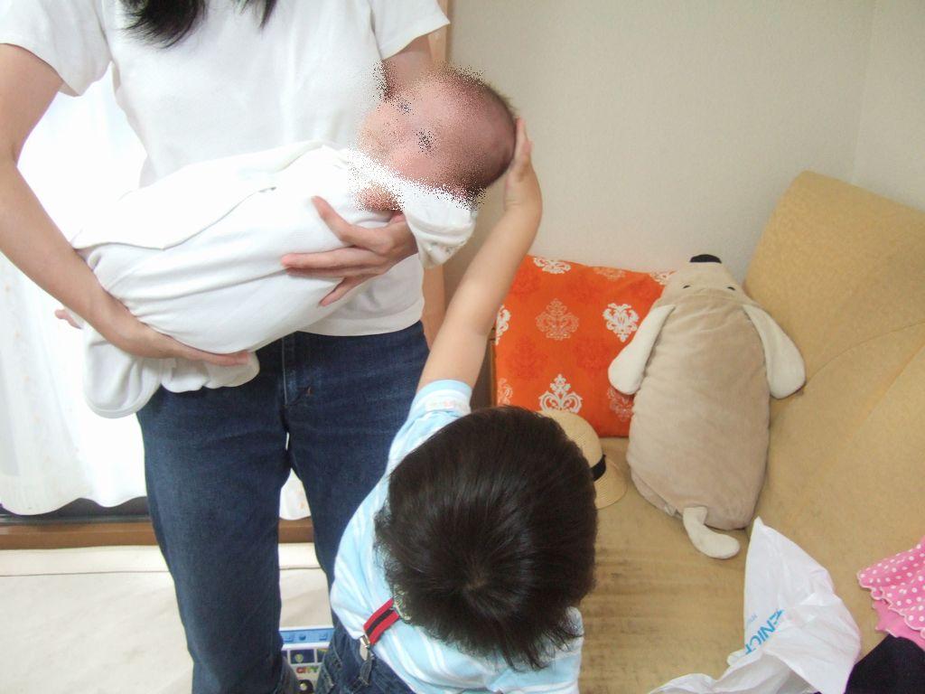 《いぬ》と赤ちゃん