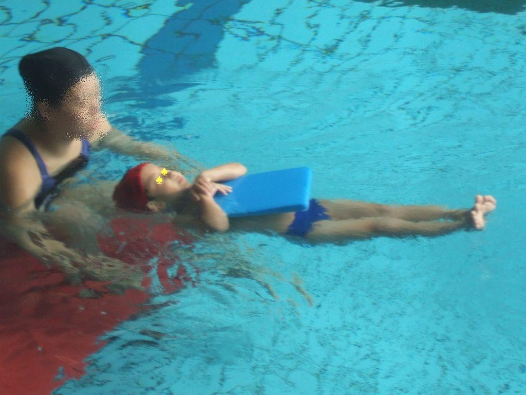 短期水泳教室