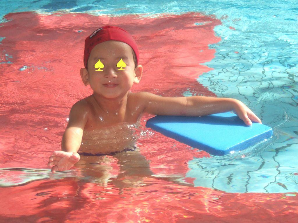 短期水泳教室 その2