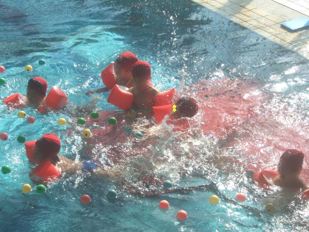 短期水泳教室 その1