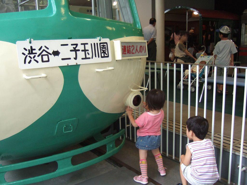 電車とバスの博物館 その8