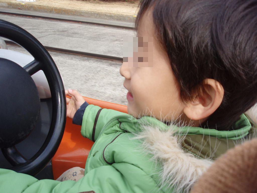 《とり》@運転席